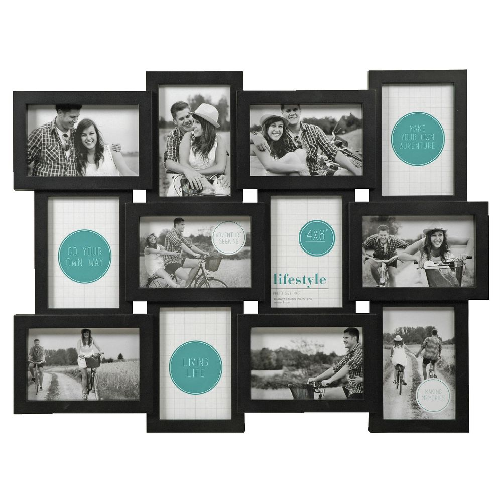 Adorable 25 Large Collage Picture Frames For Wall