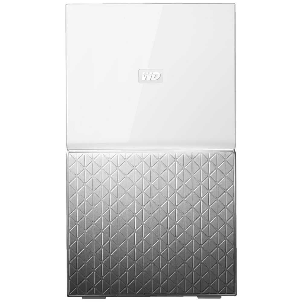 wd my cloud home duo mac