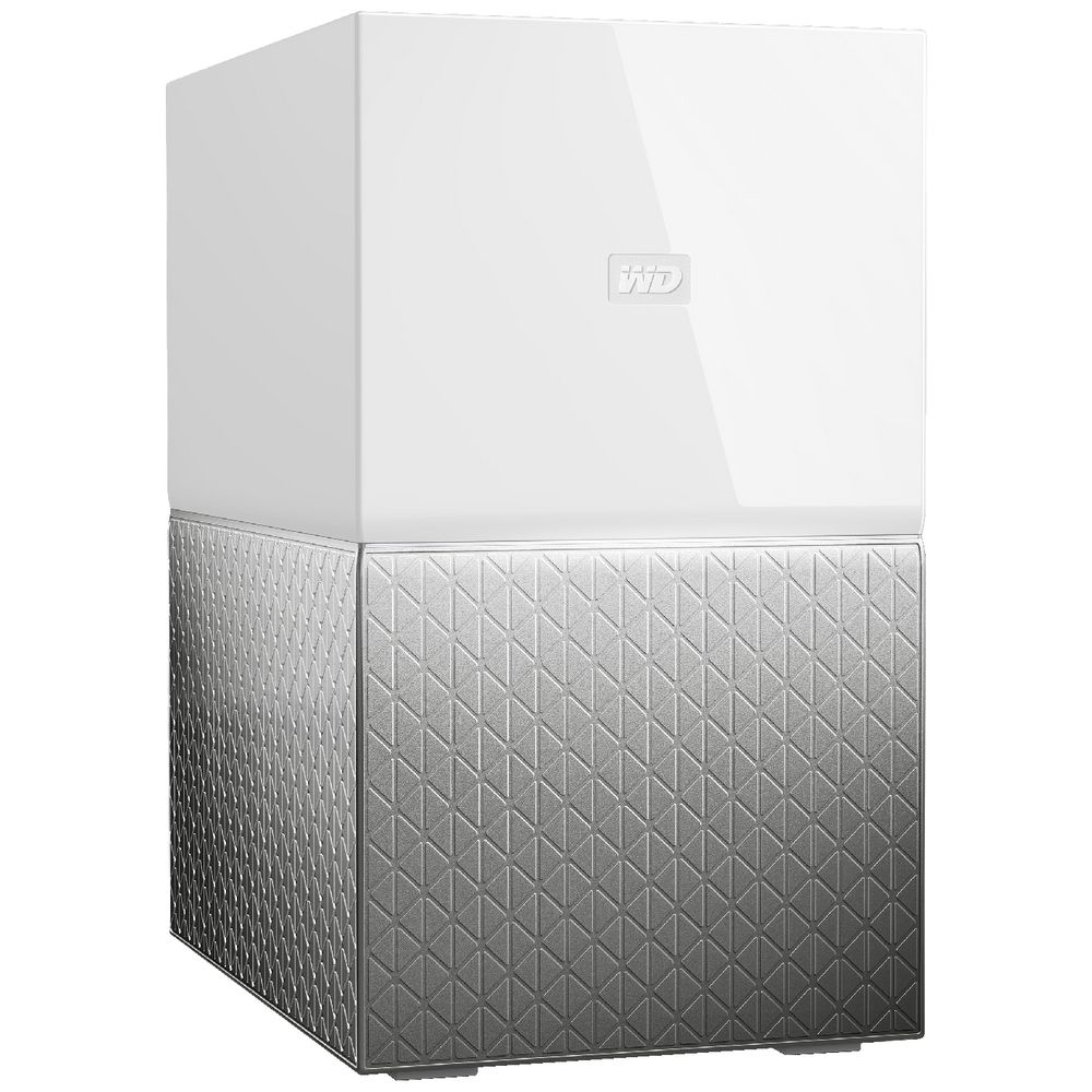 Wd 12tb My Cloud Home Duo External Hard Drive Officeworks