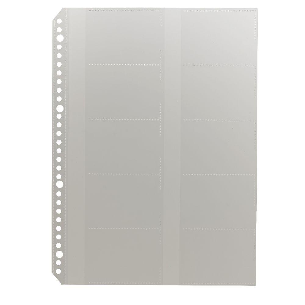 Magnificent Business Card Sheet Protectors Photos - Business Card ...