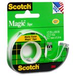 Scotch Magic 810 Adhesive Tape Dispenser 12.7mm x 11.4m