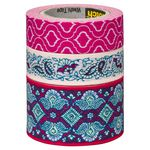 Scotch Expressions Washi Tape 3 Pack Pink Lace