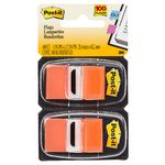 3M Post-it Flags Twin Pack Orange