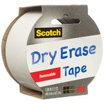 Scotch Dry Erase Tape 48mm x 4.6m