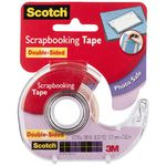 Scotch Double Sided Scrapbooking Tape