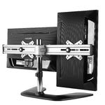 Brateck Free Standing Dual Monitor Stand