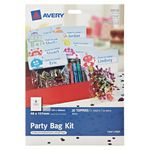 Avery Party Bag Kit 20 Pack
