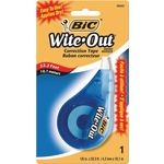BIC Wite-Out Correction Tape 4.2mm x 12m