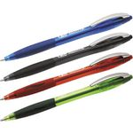 BIC Atlantis Retractable Ballpoint Pens Assorted 4 Pack
