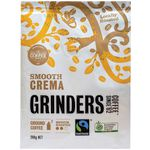 Grinders Cream Ground Coffee 200g