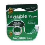 Duck Invisible Tape with Dispenser 19mm x 16.5m
