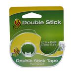 Duck Double Sided Tape with Dispenser 12.7mm x 11.4m