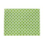 Otto Document Wallet A4 Printed PP Lime and White