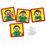 Learning Can Be Fun Emotions Cards 10 Pack