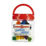 Learning Can Be Fun Linking Cubes Jar of 100