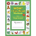 LCBF I Can Read Handwriting and Reading Foundation Workbook
