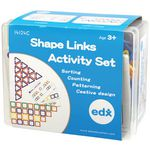 EDX Education Shape Links Activity Set