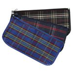 Studymate Tartan Pencil Case Medium