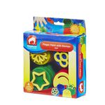 ELC Finger Paint with Stamps 4 Pack