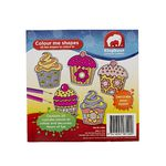 ELC Colour Me Shapes Cupcakes 20 Pack