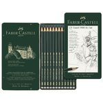 Faber-Castell Graphite 9000 Pencil Set