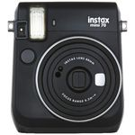 Fujifilm Instax Mini 70 Instant Camera Black