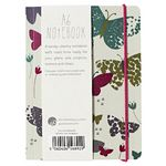 Go Stationery A6 Chunky Notebook Meadow Butterfly 320 Page