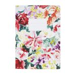 Go Stationery Exercise Book Watercolour Lily 28 Page