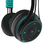 BlueAnt Pump Soul Wireless Headphones Teal