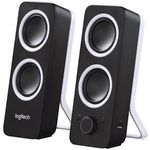 Logitech Multimedia Speakers Black Z200