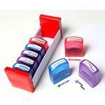 Deskmate Bungi Teachers Merit Stamps 8 Pack