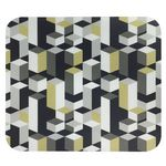 J.Burrows Patterned Mouse Pad Cubism