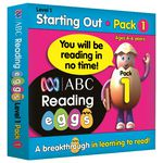 ABC Reading Eggs Starting Out Book Pack 1