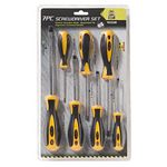 Gripwell Screwdriver Set 7 Pack