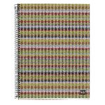 Miquelrius A5 Recycled Notebook 5mm Square Tweed 240 Page