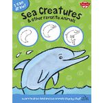 Walter Foster Jr I Can Draw Book Sea Creatures