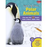 Walter Foster Jr Learn to Draw Book Polar Animals
