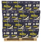 Reflex Ultra White 80gsm A4 Copy Paper 400 Ream Large Pallet