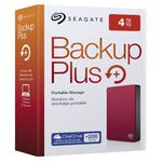 Seagate 4TB Backup Plus 2.5