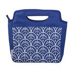 Smash Chicago Insulated Lunch Bag Moroccan Waves