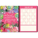 Studio Oh! So On Time Weekly Planner Succulents