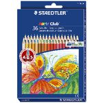Staedtler Noris Club Coloured Pencils 36 Pack