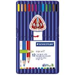 Staedtler Ergo Soft Colour Pencils 12 Pack