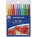 Staedtler Twistable Crayons 12 Pack