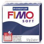 Staedtler FIMO Soft Standard Block Windsor Blue 57g