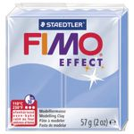 Staedtler FIMO Effect Modelling Clay Gemstone Agate Blue 57g