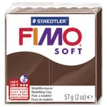 Staedtler FIMO Soft Standard Block Chocolate 57g