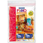 Staedtler FIMO Texture Sheets Croco and Leather