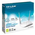 TP-LINK N300 Wireless Modem Router TD-W8961N