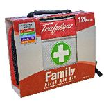 Trafalgar Family First Aid Kit 126 Piece